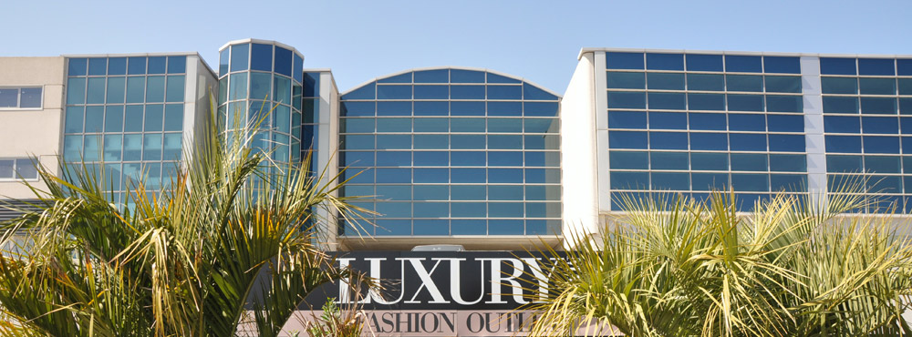 luxury mall italy | fashion mall