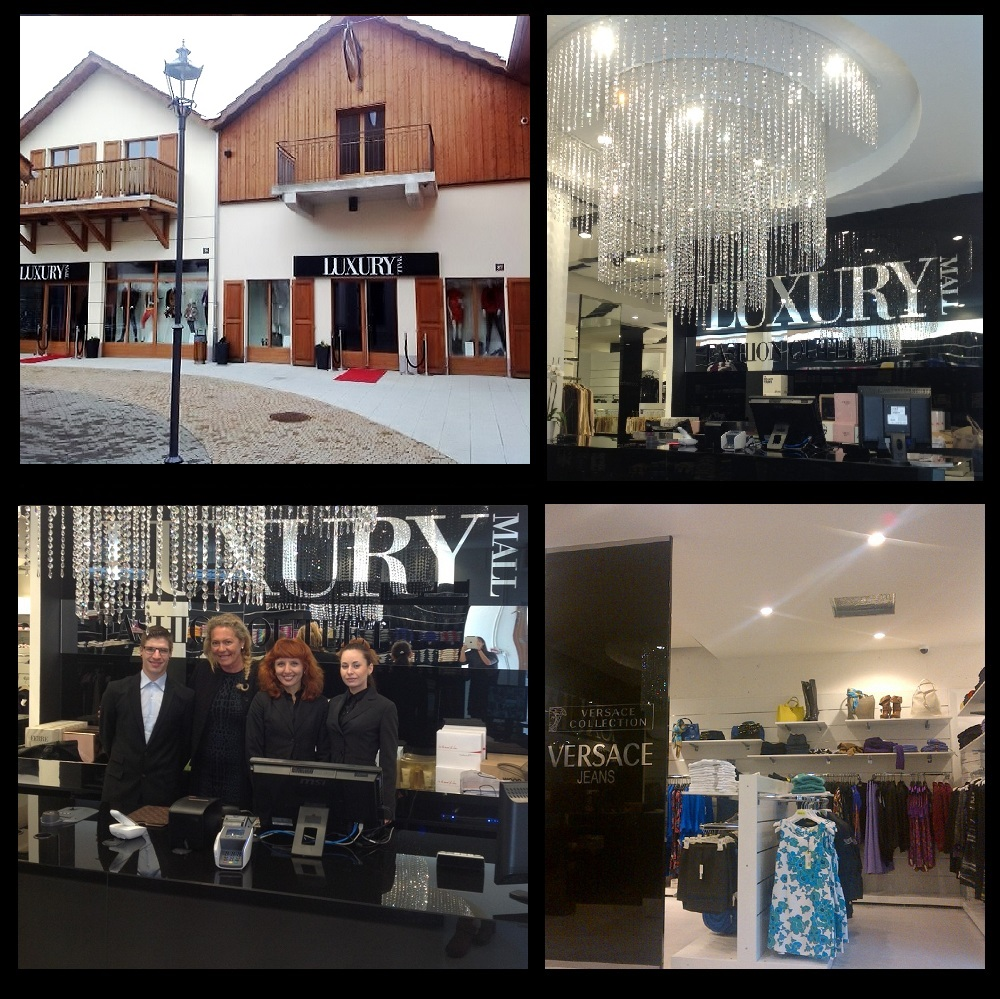 luxury mall landquart